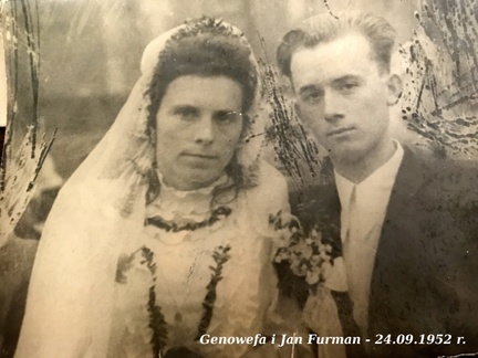 Genowefa i Jan Furman